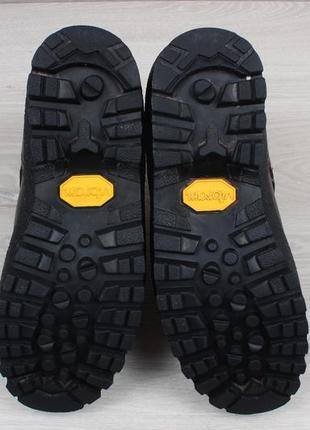Кожаные зимние ботинки meindl оригинал, размер 38.5 - 39 (vibram)4