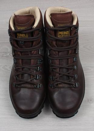 Кожаные зимние ботинки meindl оригинал, размер 38.5 - 39 (vibram)2