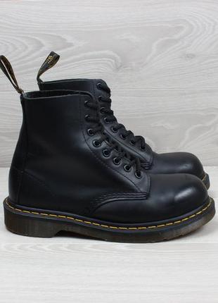 Кожаные ботинки dr.martens оригинал, размер 391