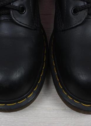Кожаные ботинки dr.martens оригинал, размер 393