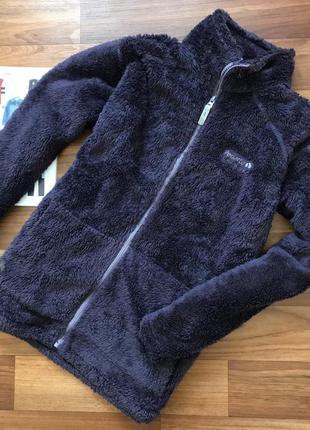 Тёплая кофта на зиму на молнии2 фото