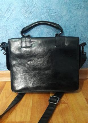 🔥sale🔥красивая  и вместительная маоенькая черная сумка кроссбоди4