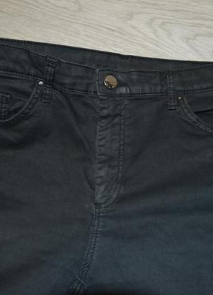 Стильные скинни джинсы с высокой посадкой4