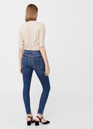 Шикарные джинсы с высокой посадкой от mango, 36, 38, 40р, испания2