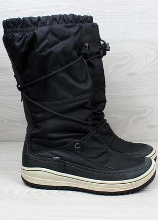 Зимние ботинки ecco оригинал, размер 41 - 42 (сапоги экко gore-tex)1