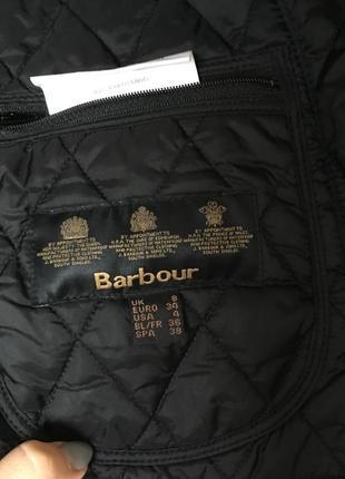 Стьобана /стеганная куртка barbour - 84