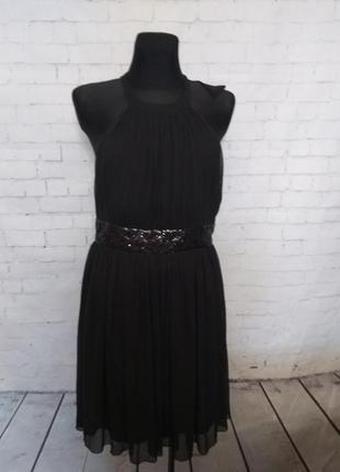 Вечірнє,коктейльне плаття new look 14uk1 фото