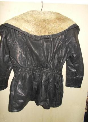 Косуха-куртка 100% кожа  торг предложите цену3