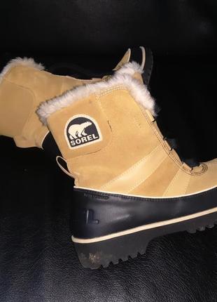 Зимние ботинки1
