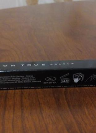 True avon карандаш-подводка для глаз, черный, механический выдвижной карандаш эйвон тру3 фото
