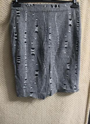Теплая юбка3