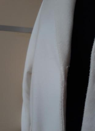 Легкое пальто кокон на кнопках 1+1=33 фото