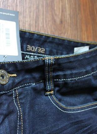 Джинсы синие, с бирками, размер 31-322 фото