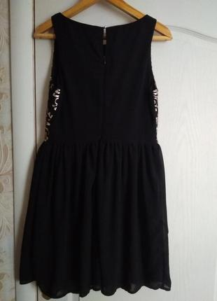 Эффектное нарядное платье с пайетками4