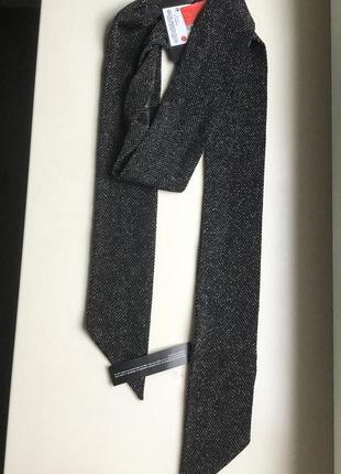 Шарф, галстук с люрексом zara1 фото