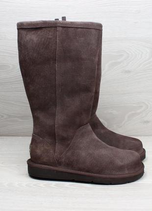 Женские зимние сапоги с мехом ugg australia, оригинал, размер 37 (ботинки угги)1 фото