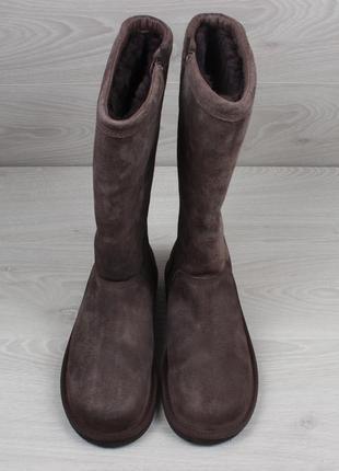 Женские зимние сапоги с мехом ugg australia, оригинал, размер 37 (ботинки угги)2 фото