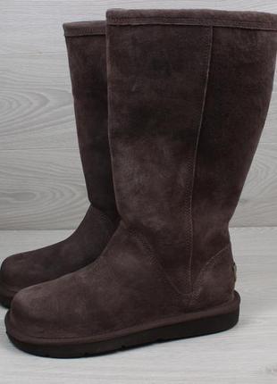 Женские зимние сапоги с мехом ugg australia, оригинал, размер 37 (ботинки угги)5 фото