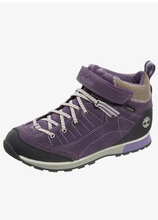 Новые. ботинки timberland с мембраной gore-tex 100% замша высокие кроссовки  непромокаемые1 фото