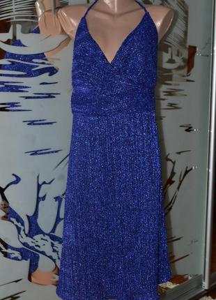 Нарядное вечернее платье евро 54размер2