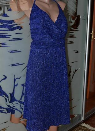 Нарядное вечернее платье евро 54размер4