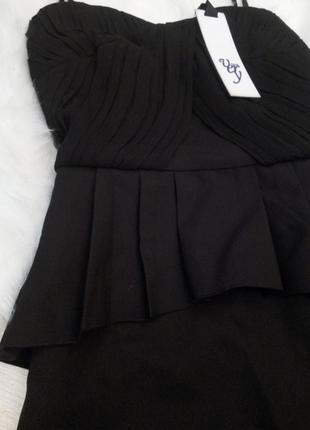 Класична чорна сукня-карандаш2