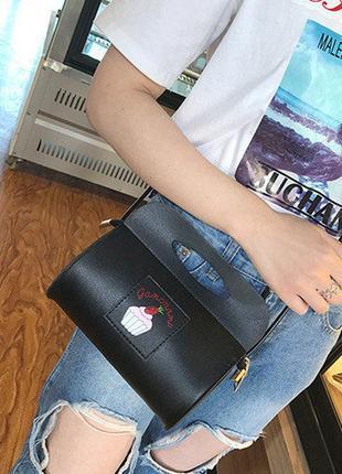 Новая с биркой мега-крутая сумочка1 фото