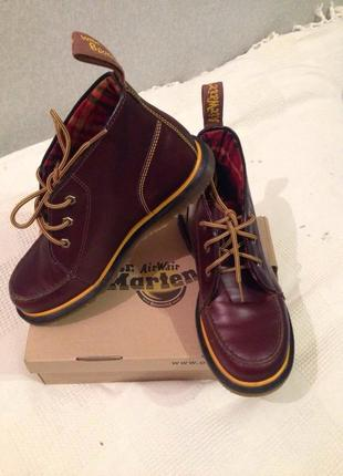 Ботинки dr martens1