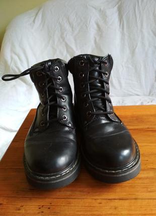 Ботинки демисезонные2