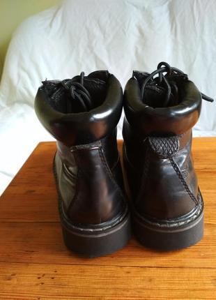 Ботинки демисезонные3