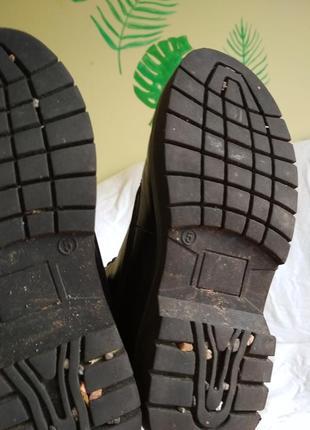 Ботинки демисезонные4