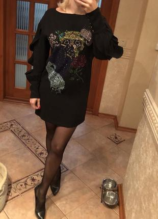 Платье mangano италия3
