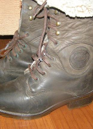 Ботинки сапоги polaris германия 36р., стелька 23см1 фото