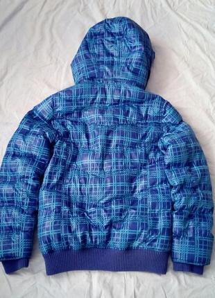 Курточка в клетку2