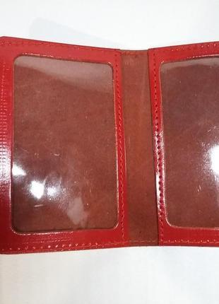 Чехол обложка на паспорт id-паспорт3 фото