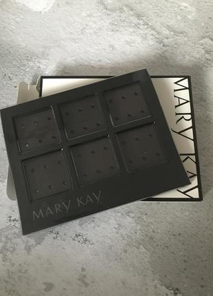 Магнитный держатель, подставка, футляр для теней, румян mary kay, мери кей5 фото