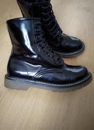 Лаковые ботинки4