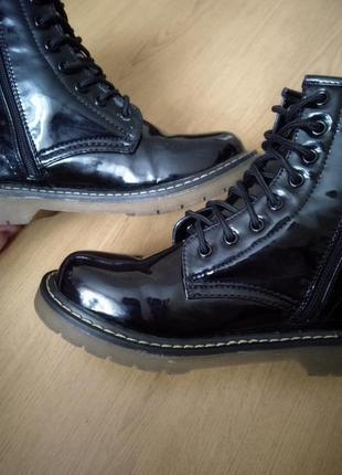 Лаковые ботинки5