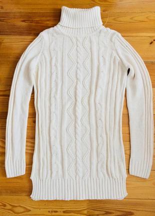 Красивый вязаный пуловер esmara евро 36-382
