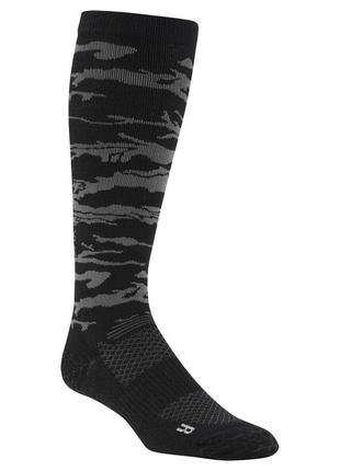 Компрессионные длинные носки, гольфы, reebok crossfit, оригинал