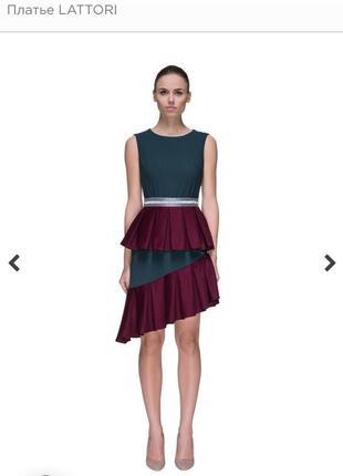 Нове неймовірне плаття lattori цум2