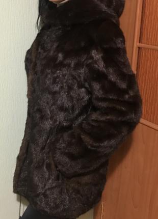 Шуба норка1