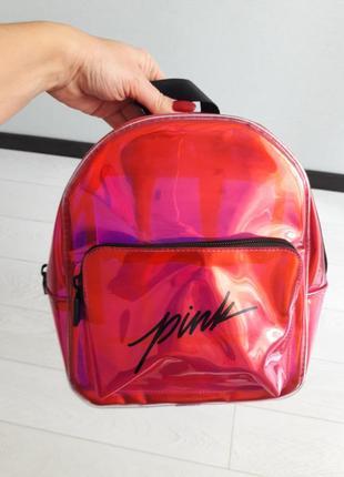 Мини рюкзак victoria's secret2 фото