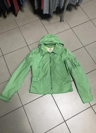 Ветровка куртка фирменная оригинал ralph lauren размер м1