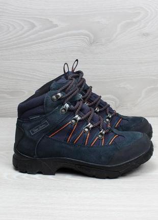 Зимние треккинговые ботинки peter storm waterproof, размер 35 (vibram)1 фото
