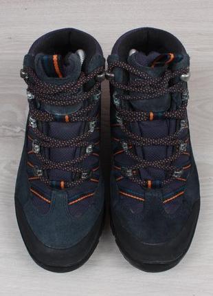 Зимние треккинговые ботинки peter storm waterproof, размер 35 (vibram)2 фото