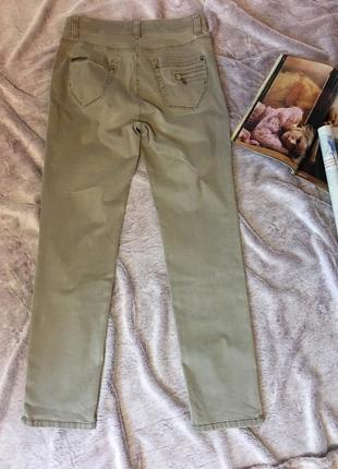 Бежевые джинсы zerres jeans2 фото