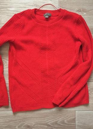 Очень красивый свитер с оригинальными завязками на спине4