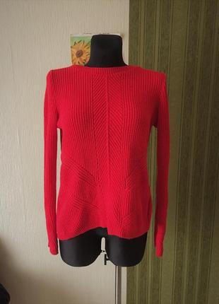 Очень красивый свитер с оригинальными завязками на спине1