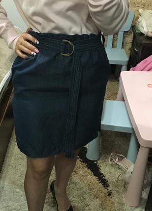 Юбочка джинс!2